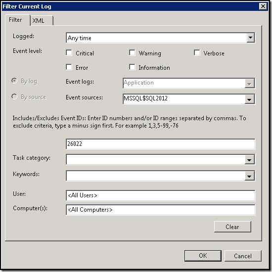 Sql Server Finding Tcp Port Number Sql Instance Is Listening On