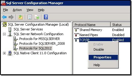 SQL Server – Finding TCP Port Number SQL Instance is Listening on